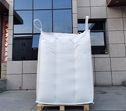 Bulk bag for coffee bean and other agricultural industries usages