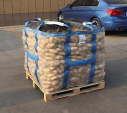 Potato bulk bag