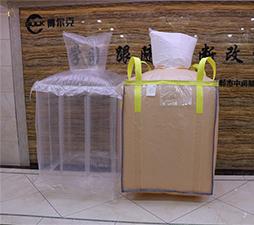 Jumbo bag with liner