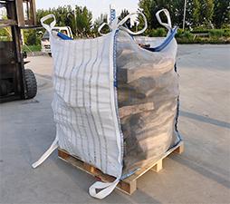 Firewood bulk bag