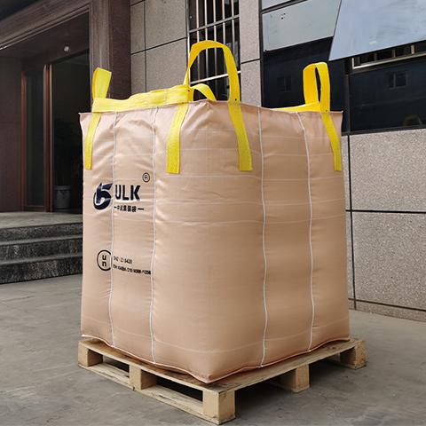Bulk bag for chemical industry