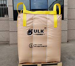 Bulk bag for chemical industry
